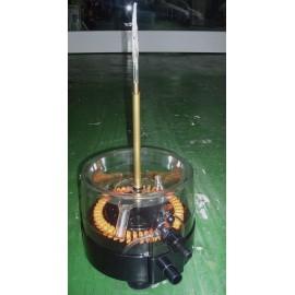 Lavabotellas con turbina a presion
