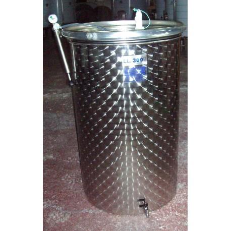Depósito 300 litros siempre lleno italiano