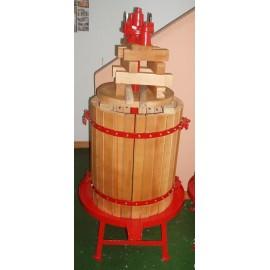 Prensa de madera 50 cm x 60 cm