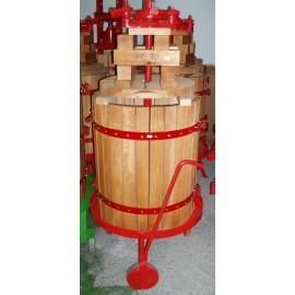 Prensa de madera 60 cm x 70 cm