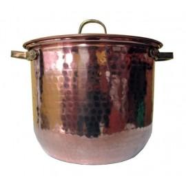 Pota de cobre 22 litros