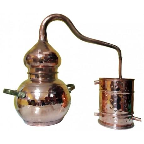 Alambique de pera 5 litros