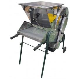 Limpiador de cereales de acero inoxidable