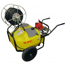 Carretilla pulverizadora 100 litros KPC