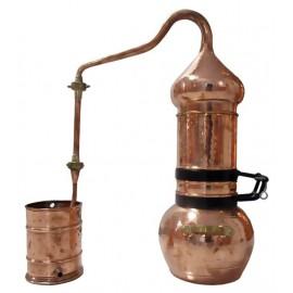Alambique de columna 15 litros