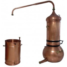 Alambique de columna 50 litros