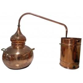 Alambique de pera 50 litros
