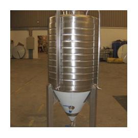 Fermentador troncocónico para cerveza
