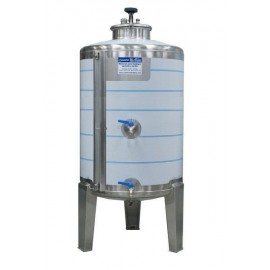 Cuba 200 litros de cierre hermetico