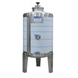 Cuba 250 litros de cierre hermetico