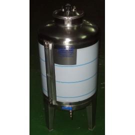 Cuba 100 litros de cierre hermetico