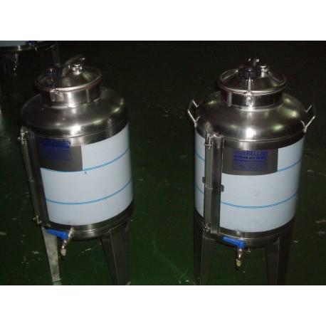 Cuba 30 litros de cierre hermetico
