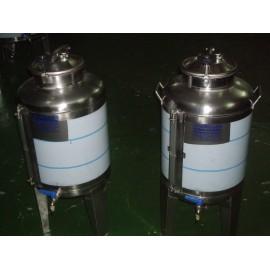 Cuba 50 litros de cierre hermetico