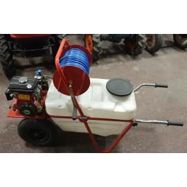 Carretilla pulverizadora 100 litros