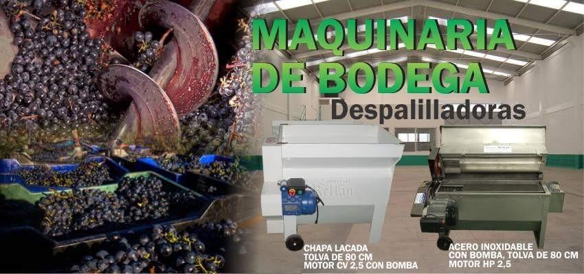 Comercial Rellan - Cubas, depositos