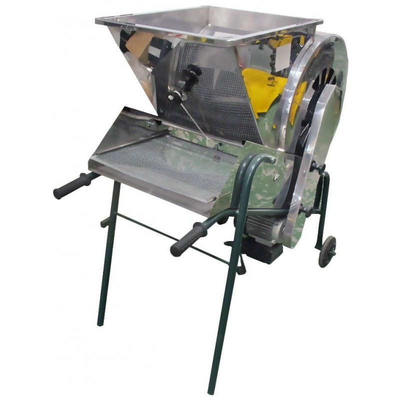 Limpiador de cereales de acero inoxidable comercial rell n - Limpiador acero inoxidable ...